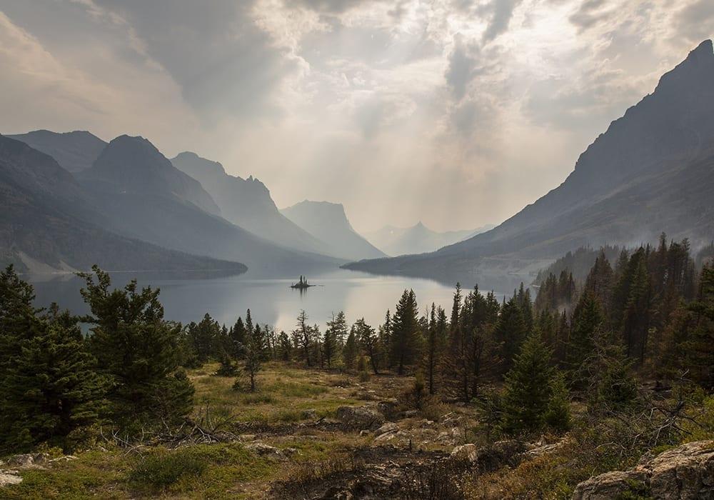 Montana Landscape USA