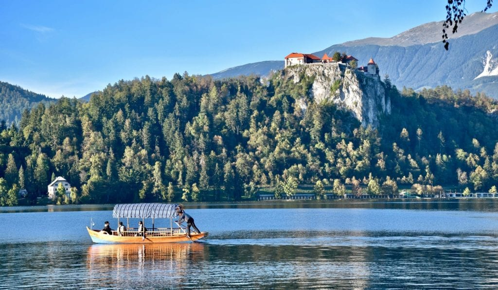 Activities, mountains and lakes at Villa Adora Slovenia