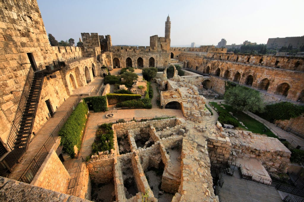 Historical Site Jerusalem