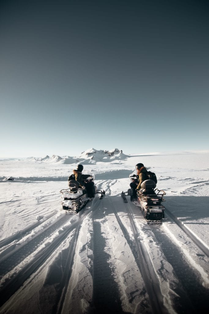 Norway Snowmobiling Adventure