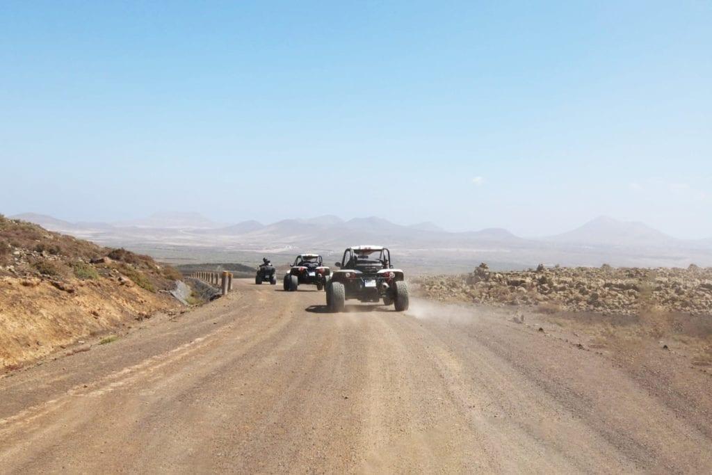 Dune Buggy in Oman