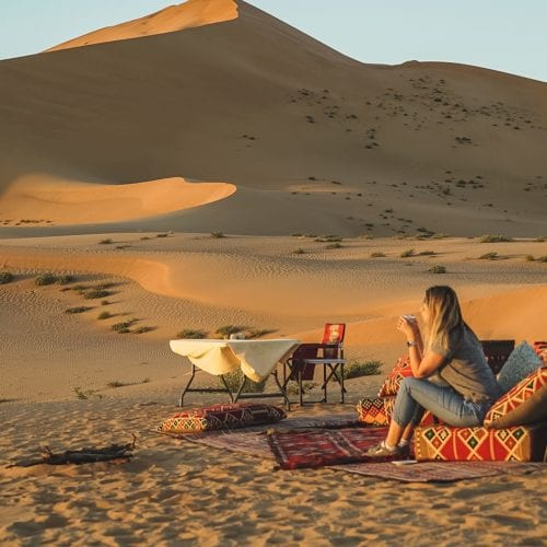 Oman Luxury Camp