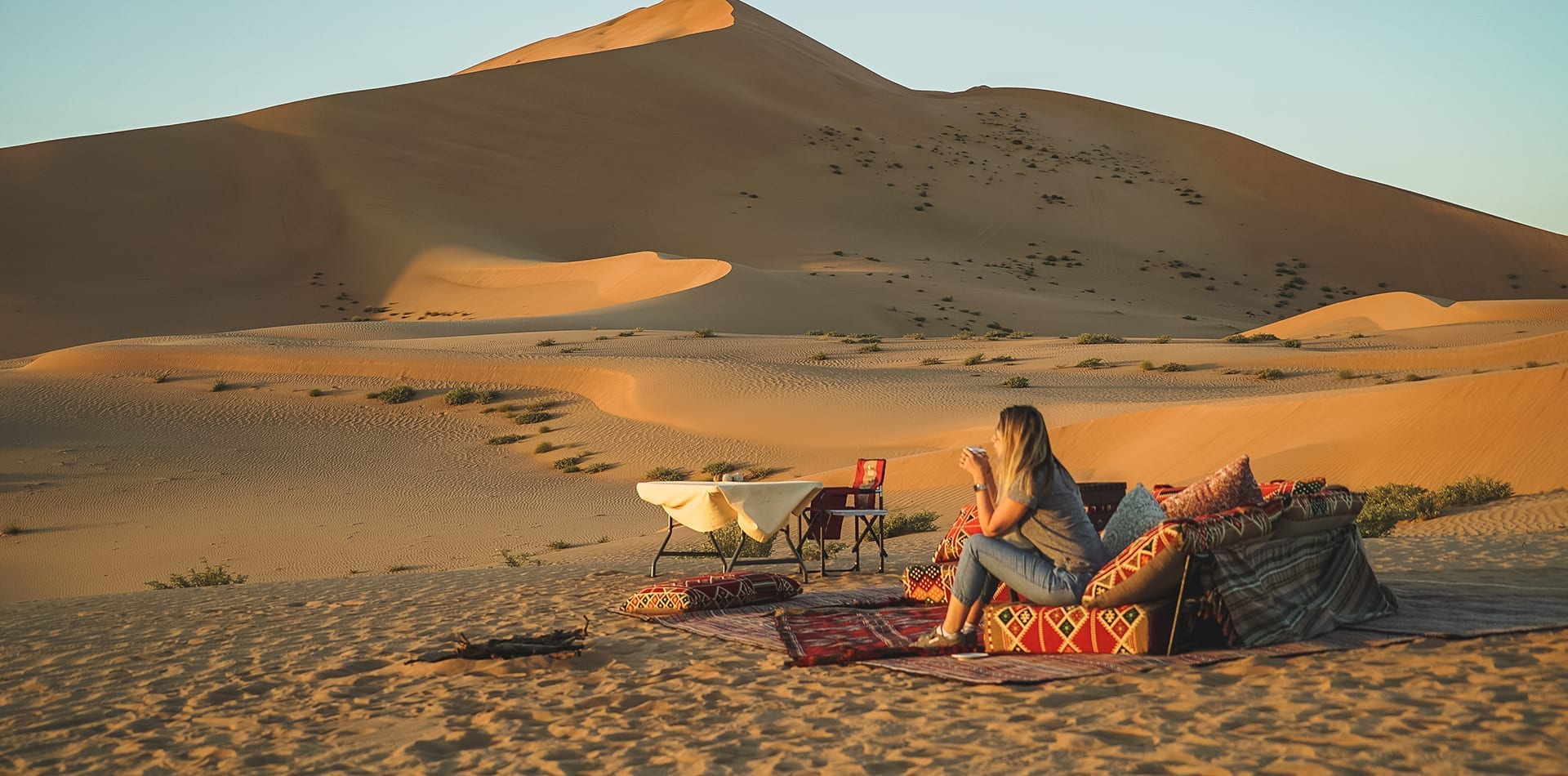 Oman Luxury Camp