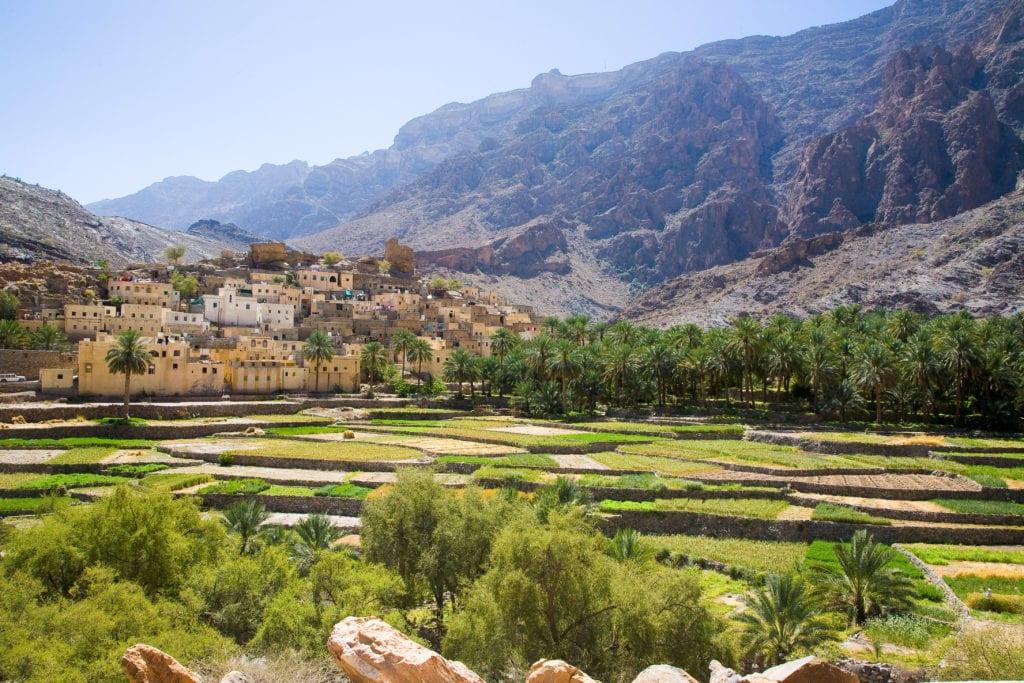Oman view