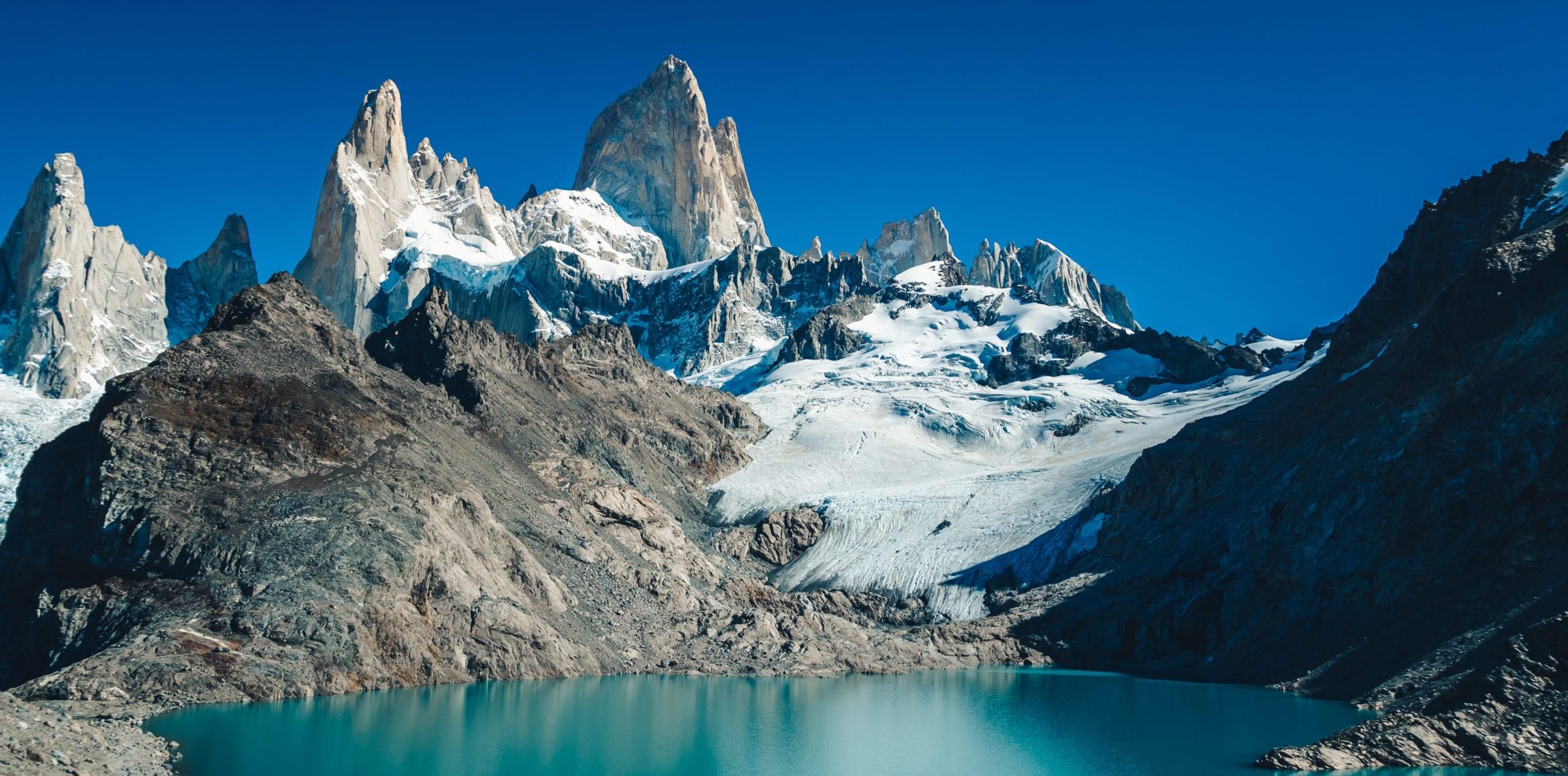 Snowy Mountains Patagonia