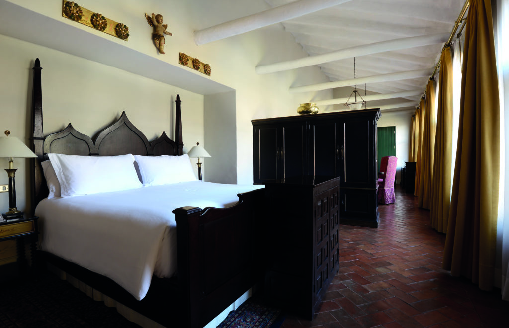 Room Interior at Belmond Hotel Monasterio Peru