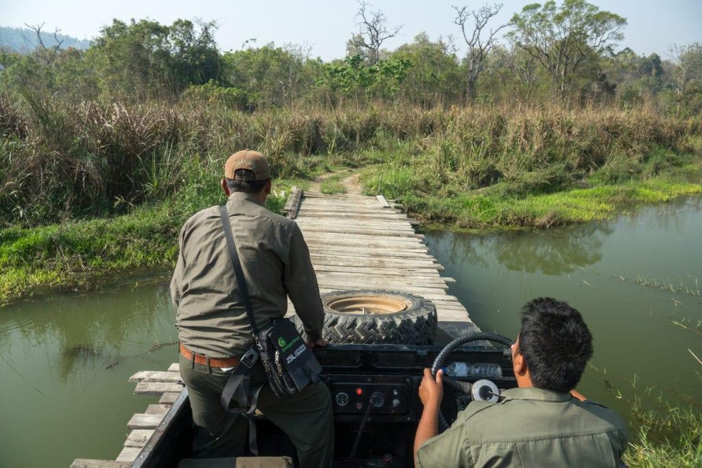 Safari Adventure Experience Jeep Nepal