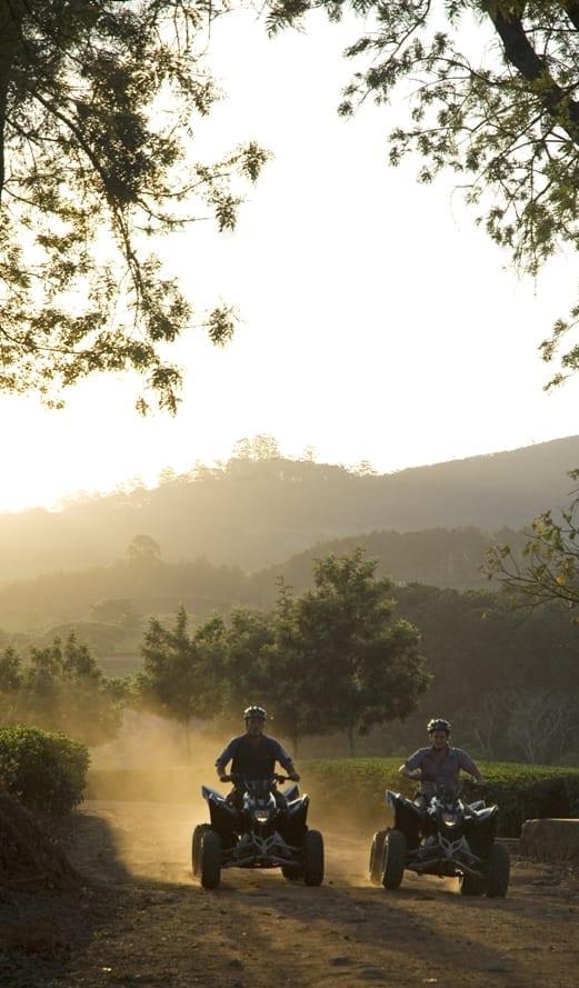 Satemwa Quad Biking Malawi