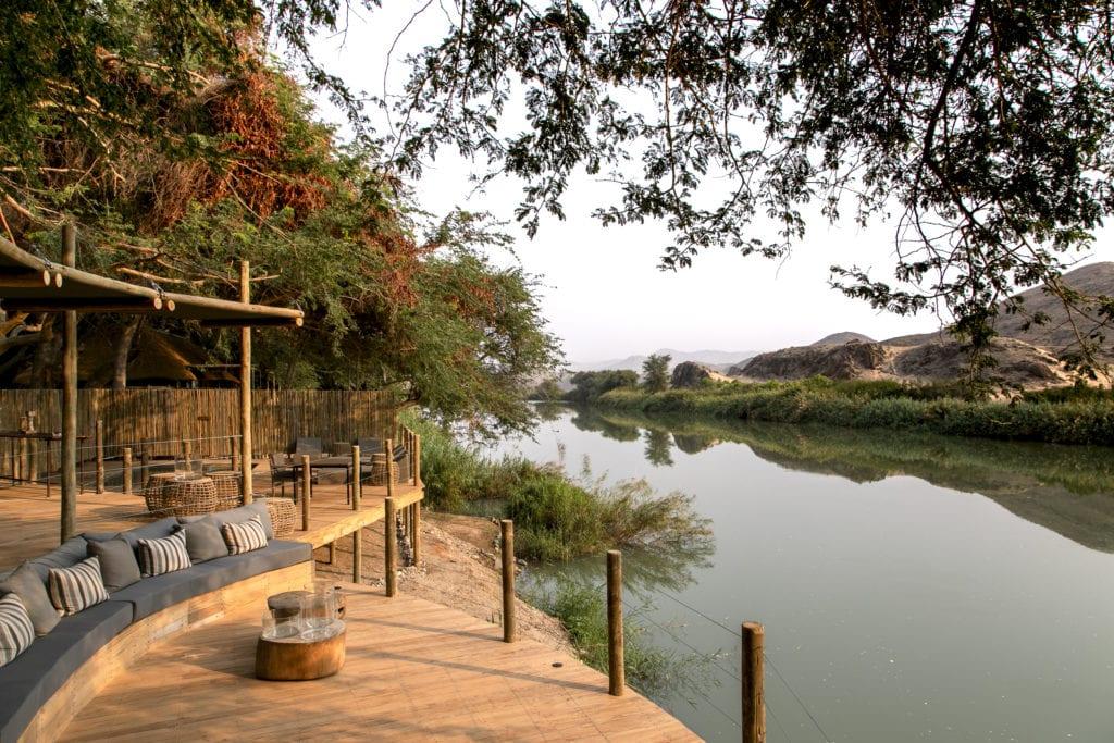 Serra Cafema River Kunene Exterior