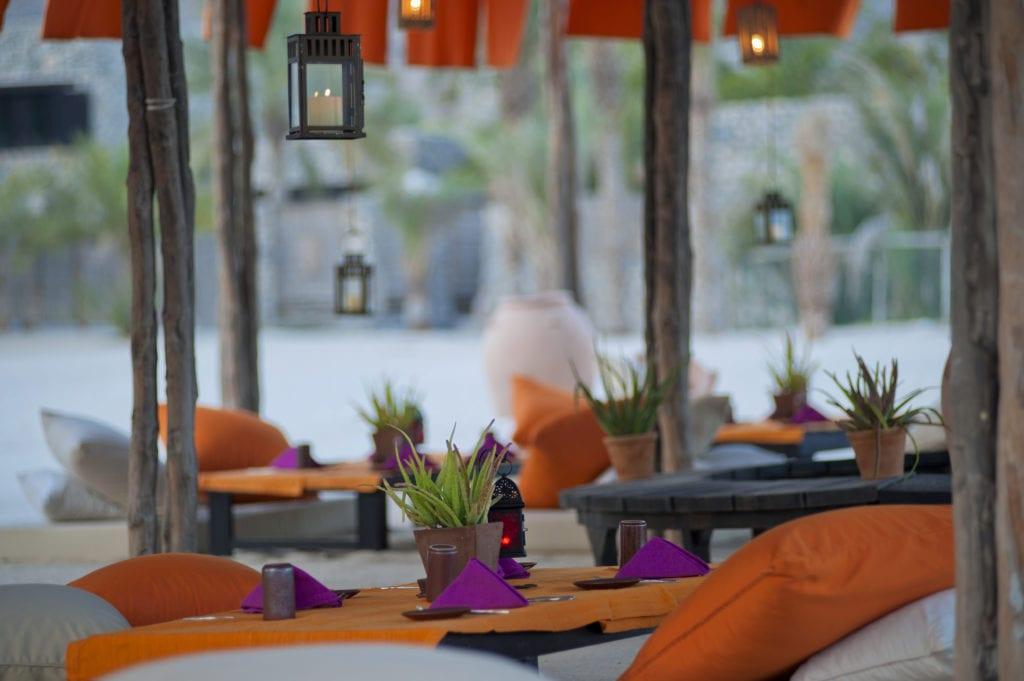 Shua Shack Six Senses Zighy Bay Oman