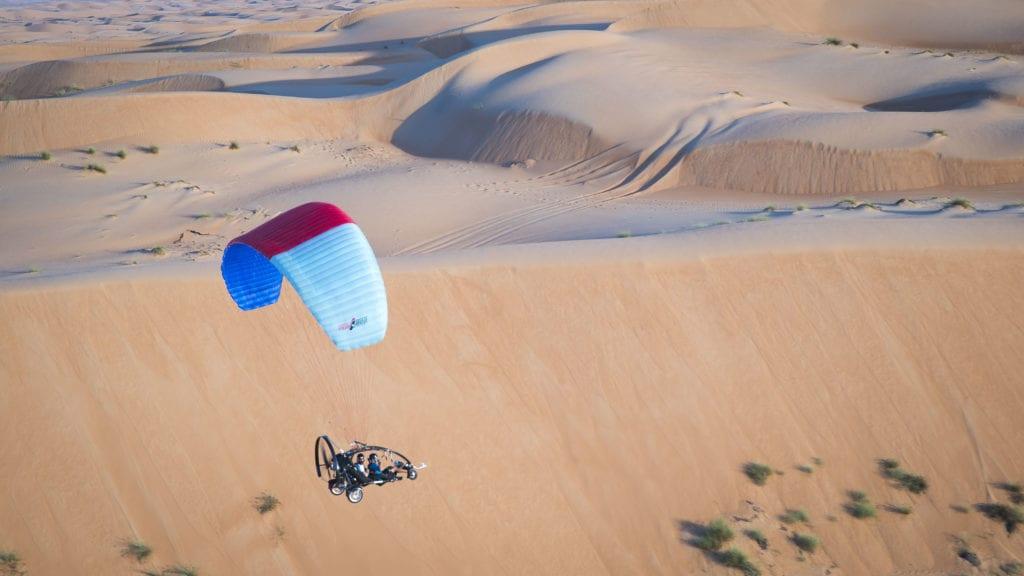 Sky School Paragliding Oman
