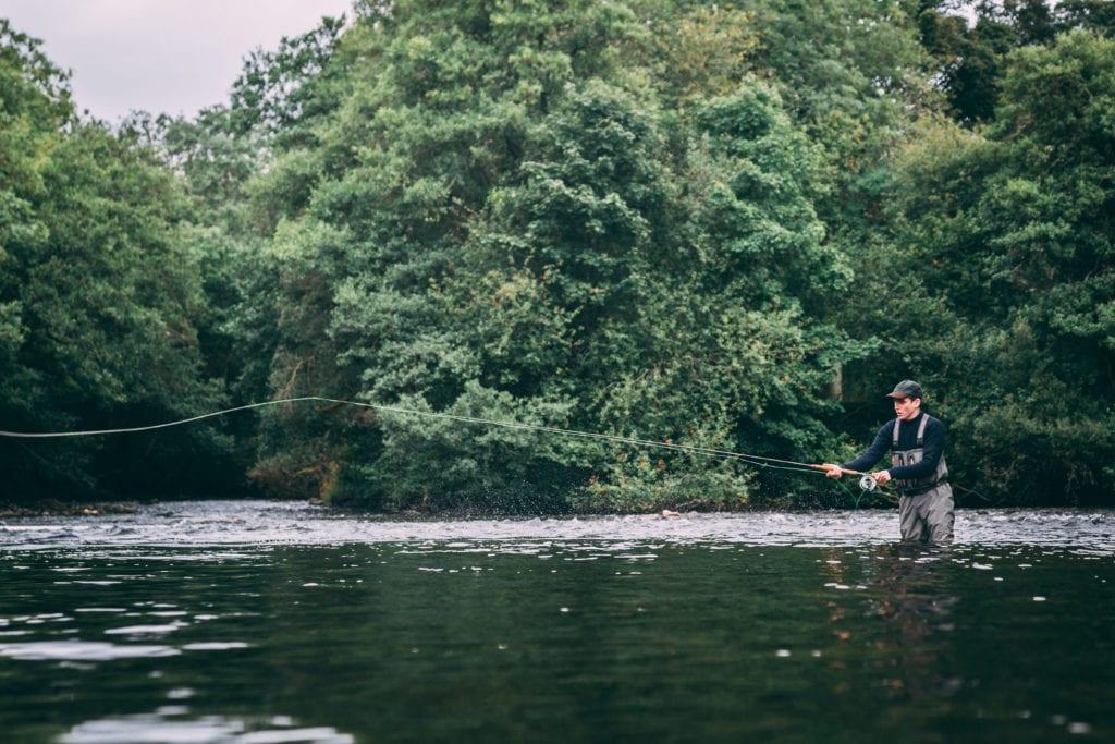 Scotland Isle of Skye Fishing