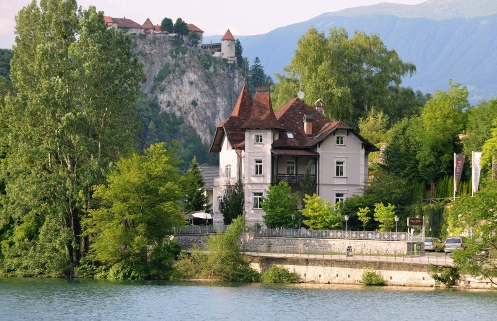 Slovenian Landscape and Architecture