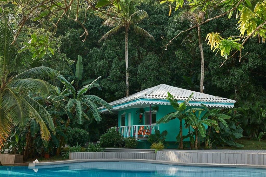 Forest House at El Otro Lado Panama
