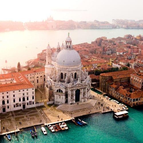 Venice Ariel Shot