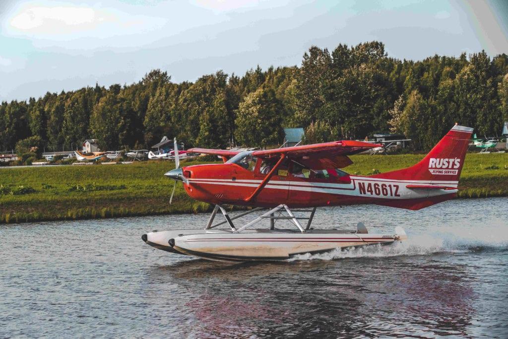 Alaska Float Plane Pelorus