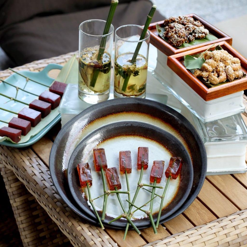 sweet treats Alila Yangshuo
