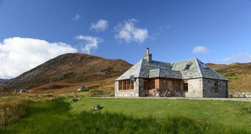 Ghillies Rest Alladale Wilderness Reserve