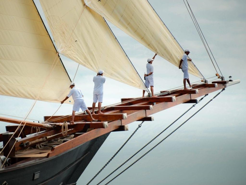 amandira yacht sailing