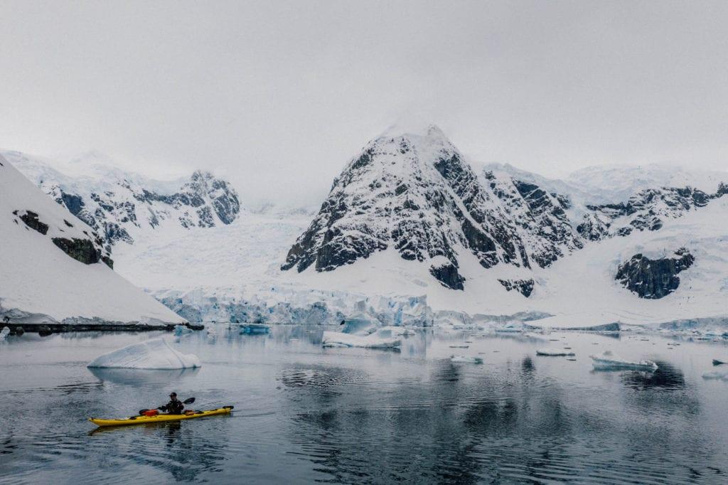 Antarctica Kayaking Pelorus