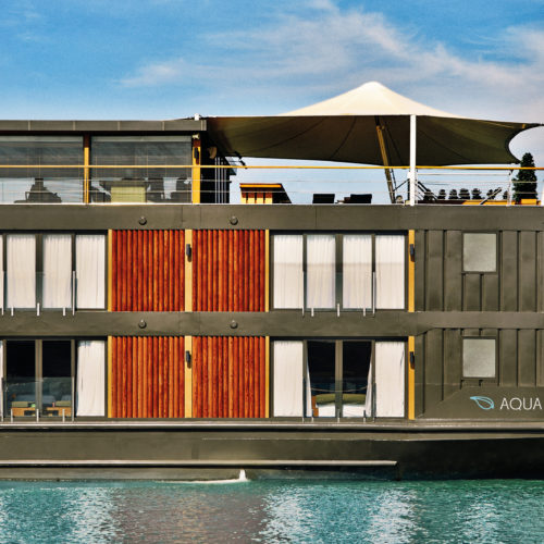 aqua mekong yacht exterior hero