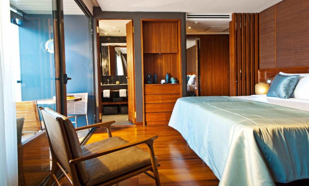 aqua mekong yacht interior