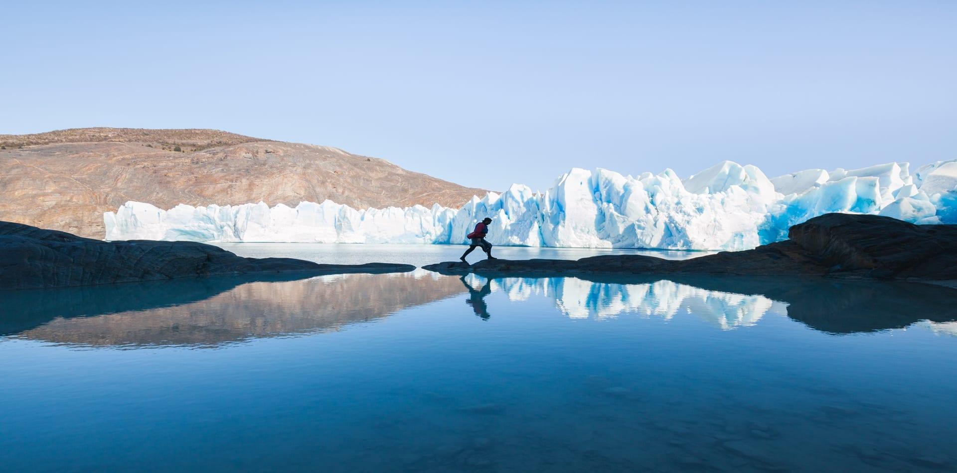 Hiking in Patagonia Argentina