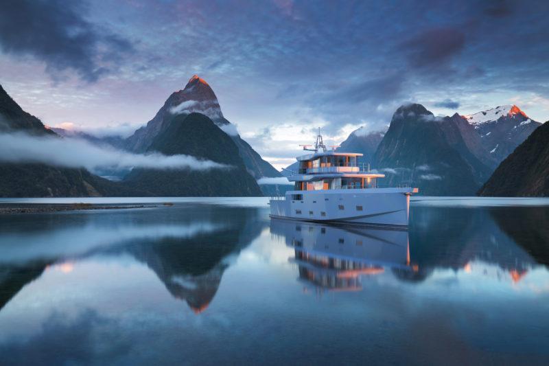 26.2m Arksen Yacht render