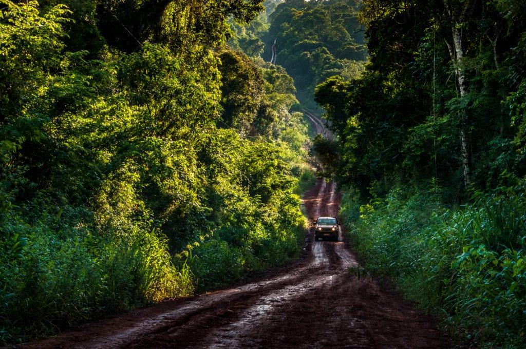 Awasi Iguazu jeep jungle excursion