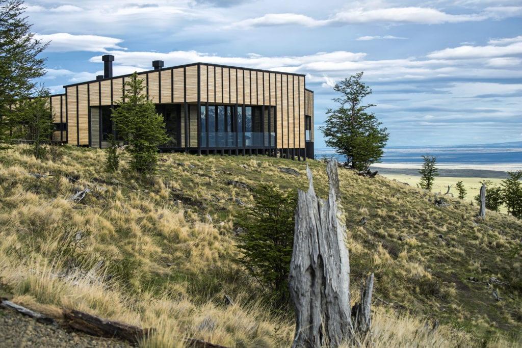 awasi Patagonia exterior of building