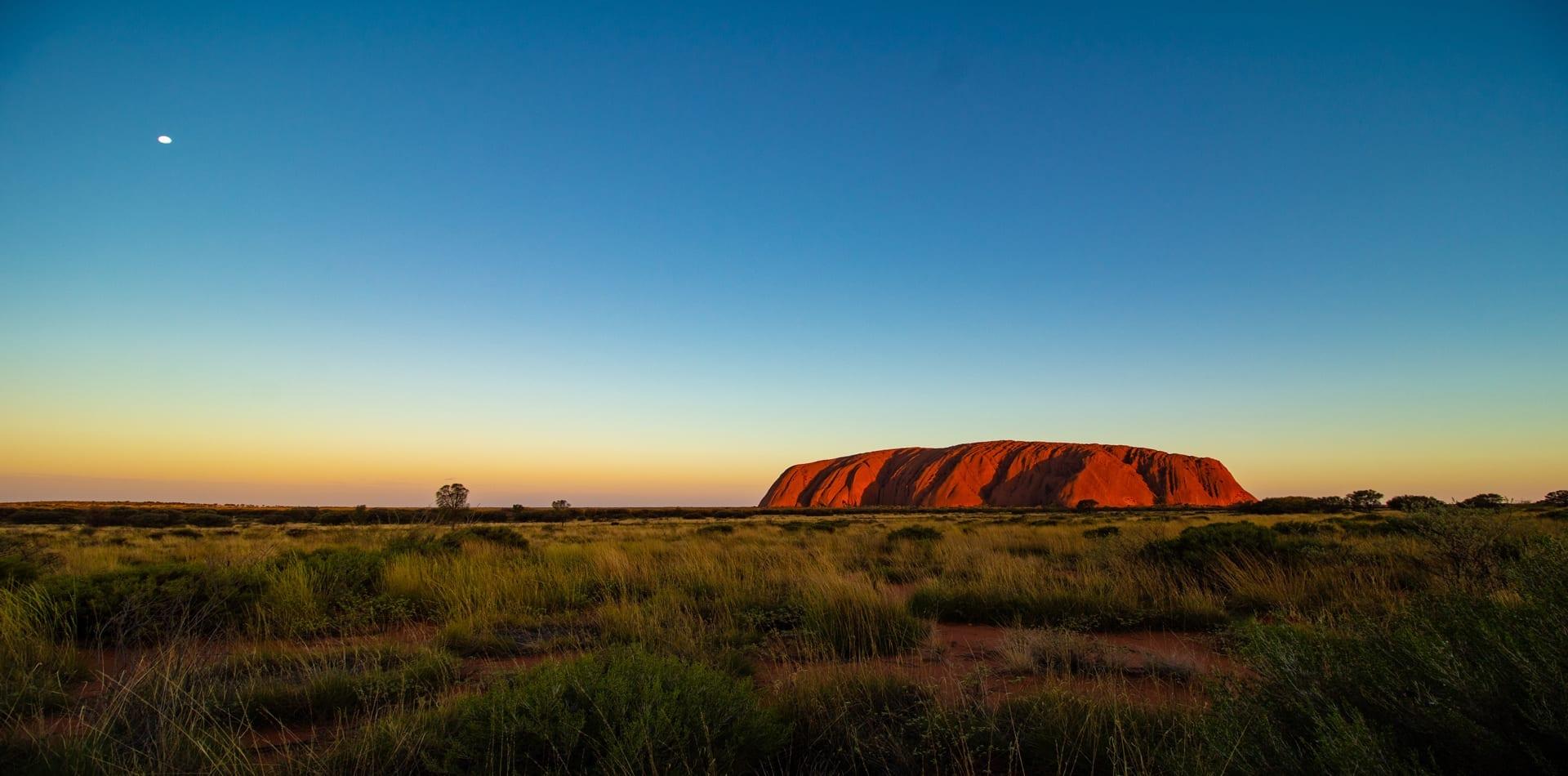 HERO Ayres Rock Uluru Australia