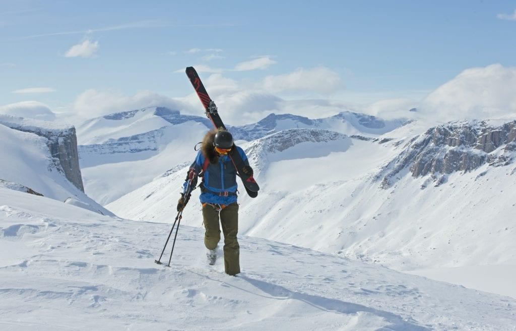 Baffin Island Ski