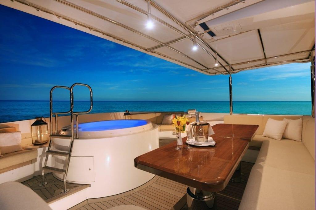 beluga yacht exterior