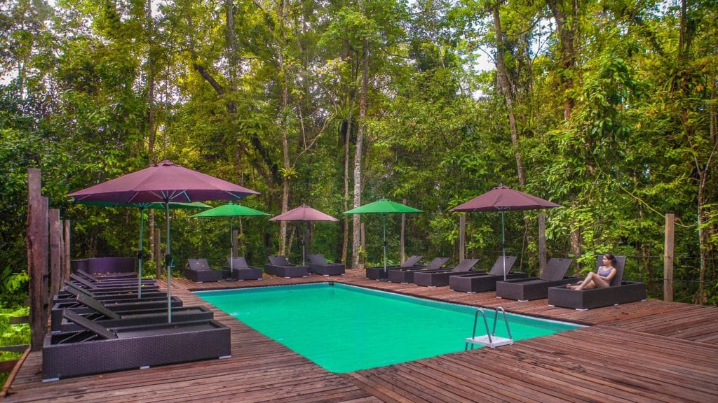 Borneo Sakau Pool
