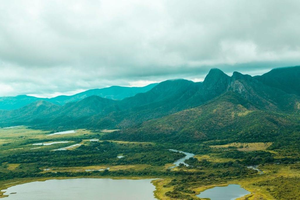 mountainous landscape Brazil