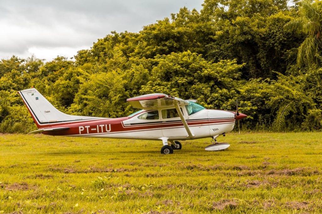 private plane Brazil