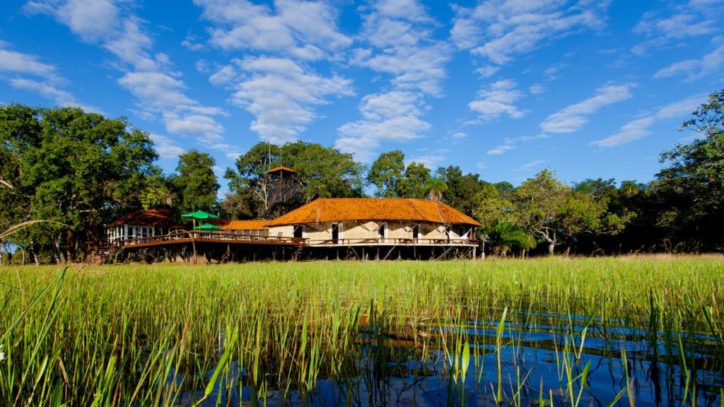 Caiman Ecological Refuge water exterior
