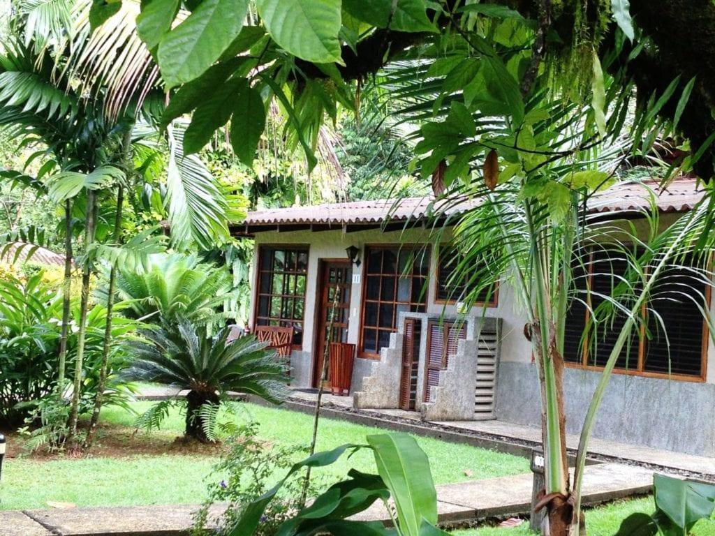 Casa Corcovado exterior of junior suite
