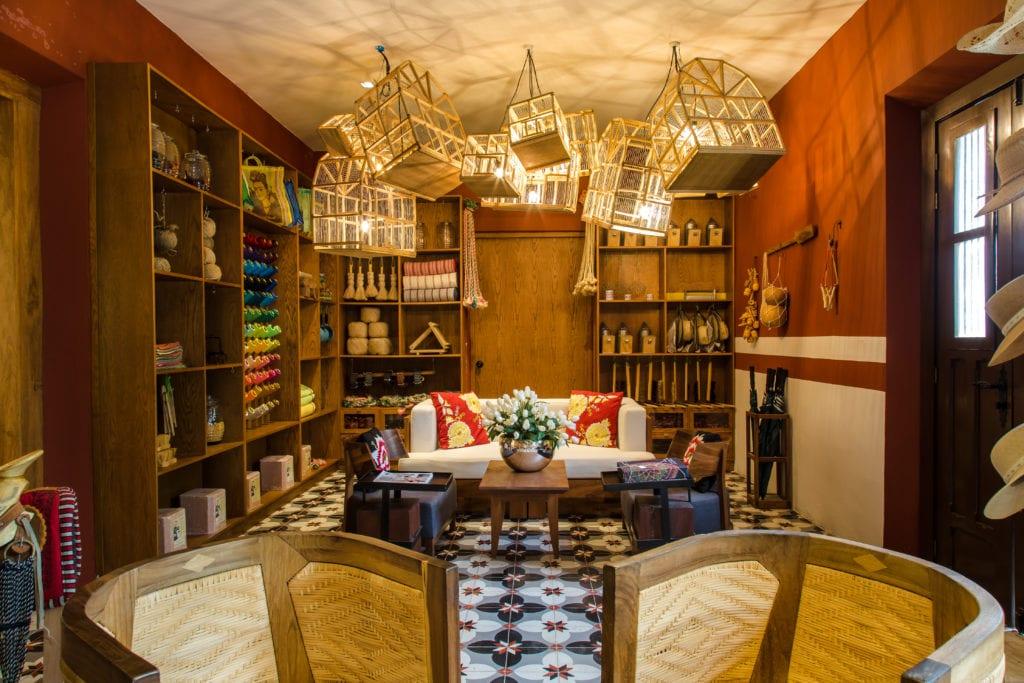 hacienda chable yucatan lounge
