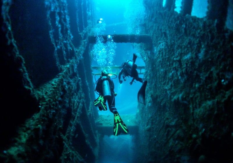 coolidge diving santo vanuatu