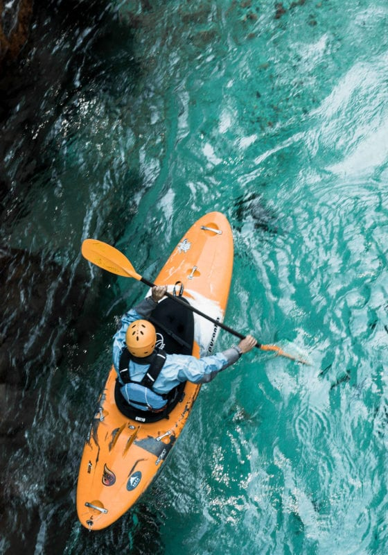 Croatia River Kayaking Pelorus