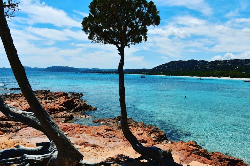 Corsica Blue Sea
