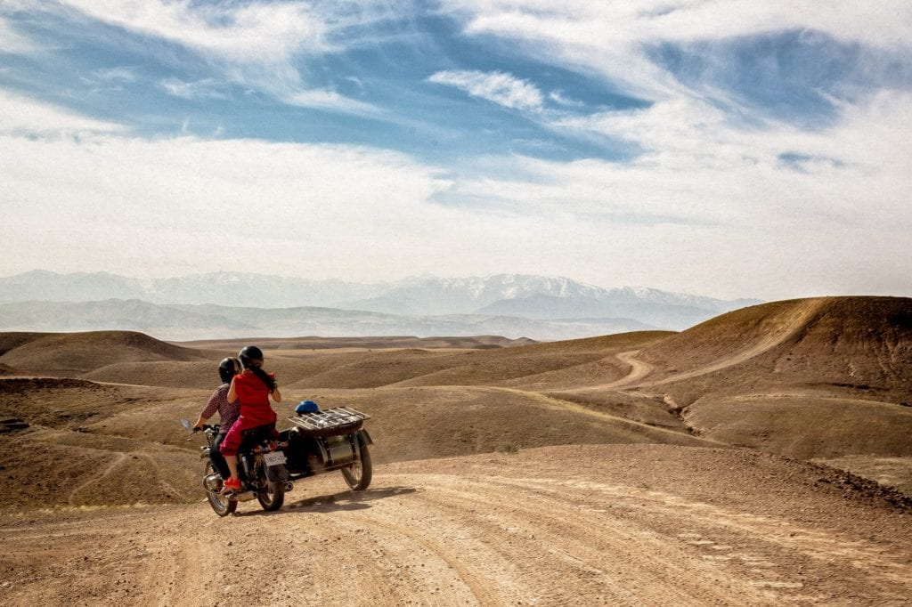 Desert Buggy Morocco
