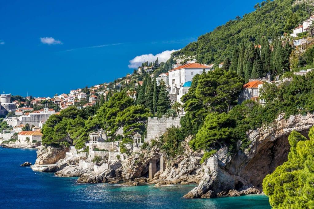 Coastline Croatia