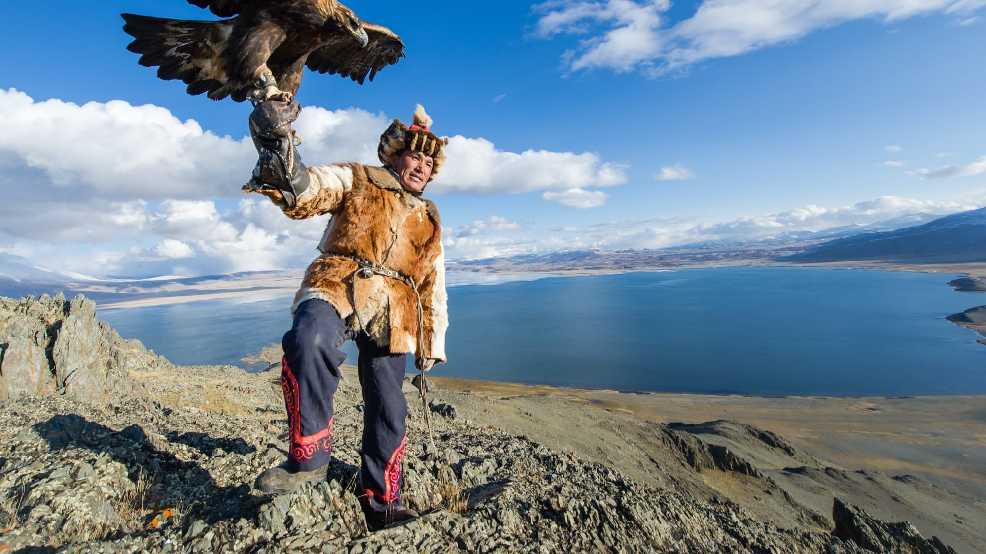 Eagle Hunter Mongolia