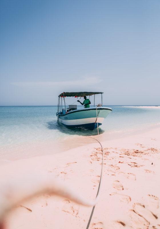 Eritrea Fishing Boat Pelorus