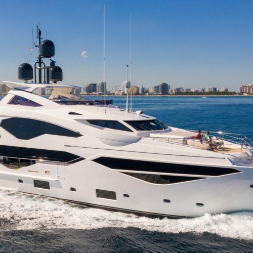exodus motor yacht exterior hero