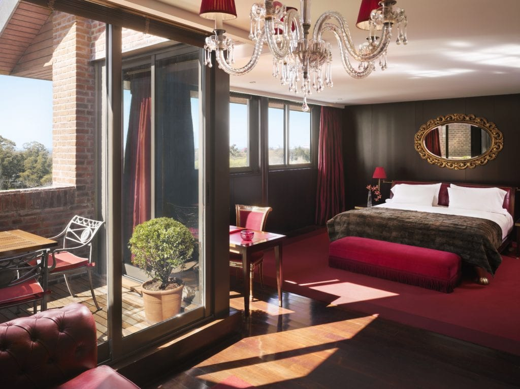 Presidential suite interior Faena
