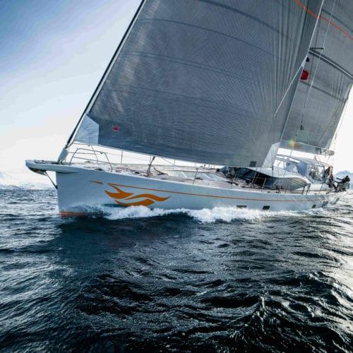 firebird yacht antarctica sailing