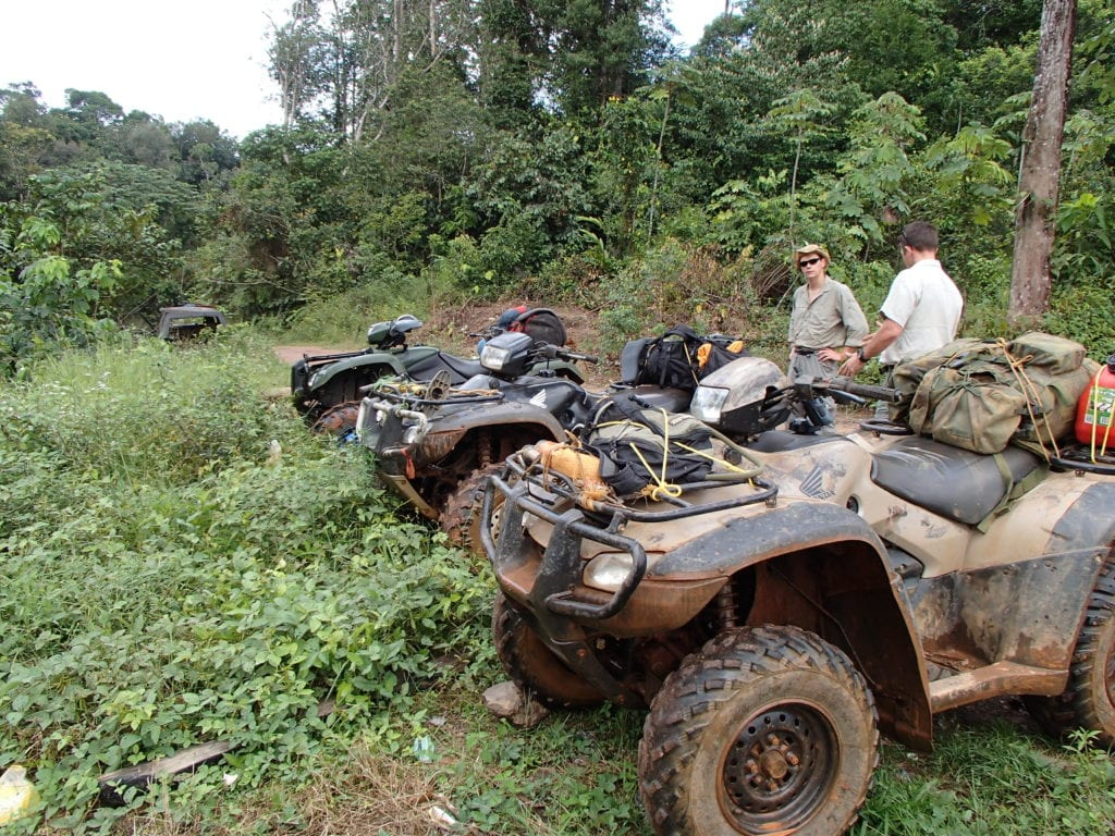 Guyana quadbike adventure